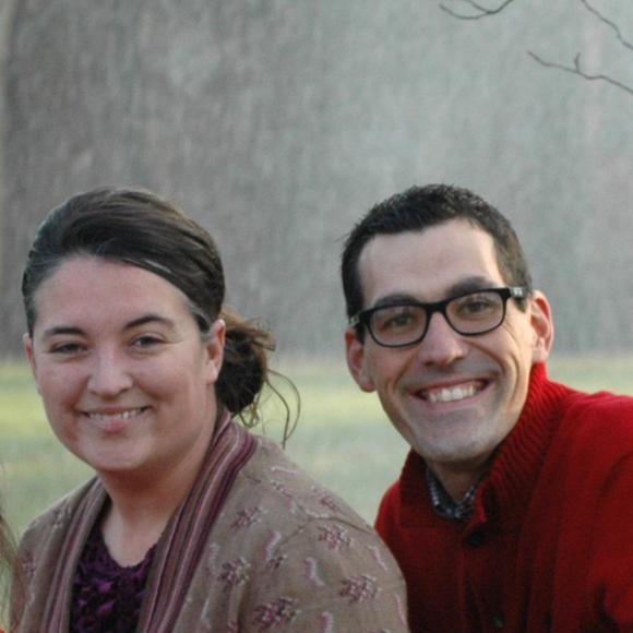 L.J. & Andrea Harry