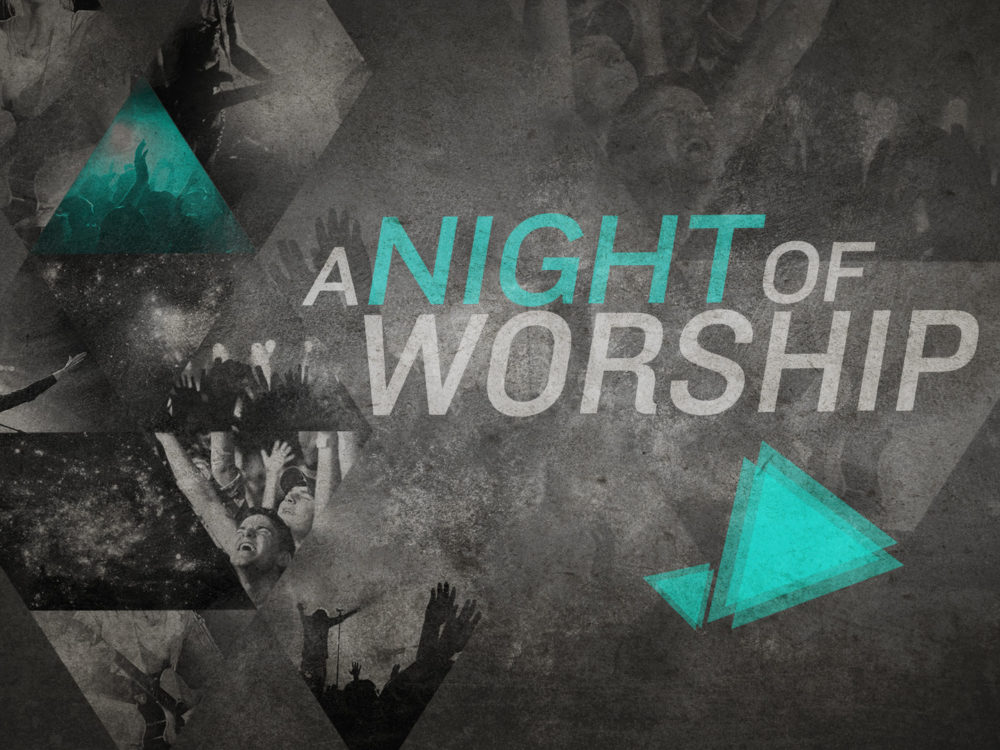 Night Of Worship  Image